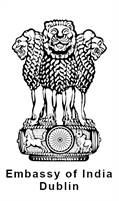 Embassy of India, Dublin Terence  Dick