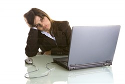 Dealing with a Stressful Office Job