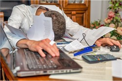 Coping with Stress working at home