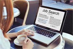 Online Job Searching